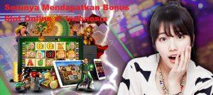Serunya Mendapatkan Bonus Slot Online di Indonesia